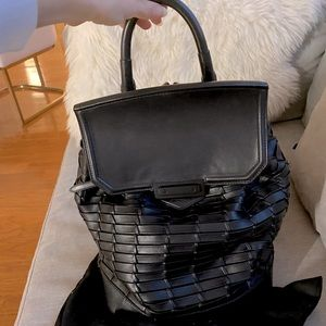 Alexander Wang Woven Prisma Backpack